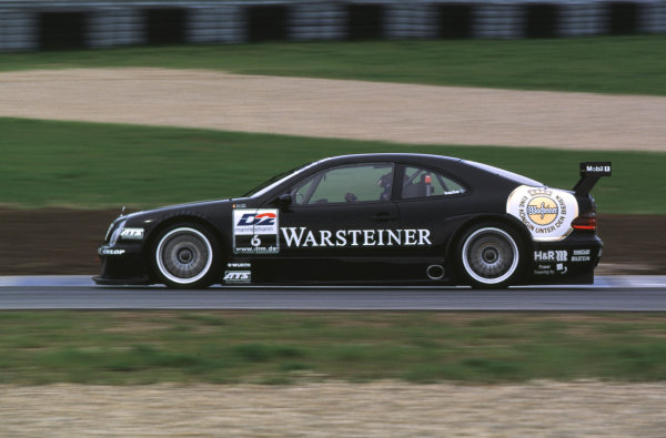 2000 DTM testing.