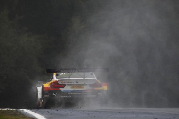 Sheldon van der Linde, BMW Team RBM, BMW M4 DTM.