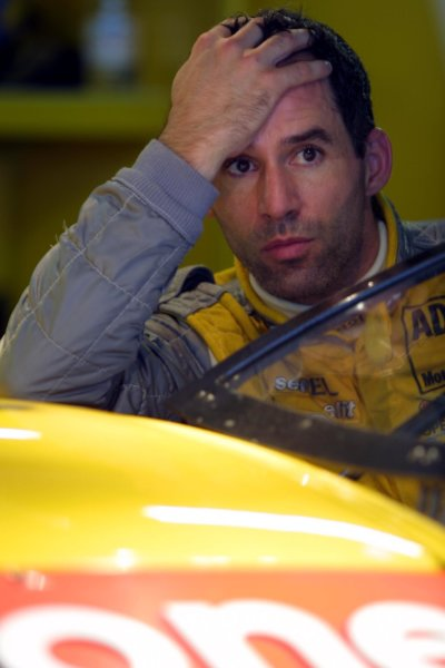 2002 DTM Championship.Hockenheim, Germany. 5-6 October 2002.Manuel Reuter (Phoenix/Opel).World Copyright - Andre Irlmeier/LAT Photographic