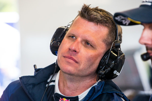 Garth Tander, Triple Eight Race Engineering Holden