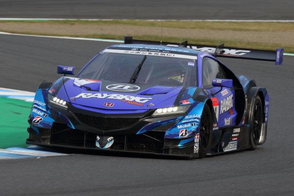 Naomi Yamamoto / Jenson Button, Raybrig Team Kunimitsu Honda NSX-GT