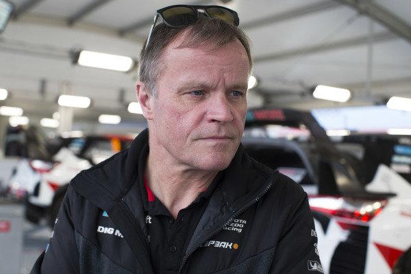 Tommi Makinen, Team Principal, Toyota Gazoo Racing
