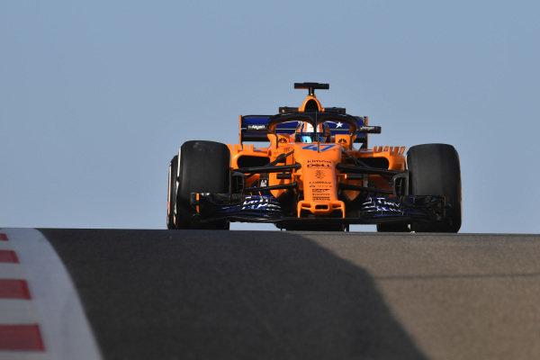 Lando Norris, McLaren MCL33 2