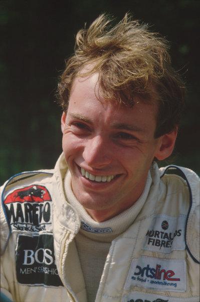 Formula 1 World Championship.Stefan Bellof.Ref-B10A 07.World - LAT Photographic