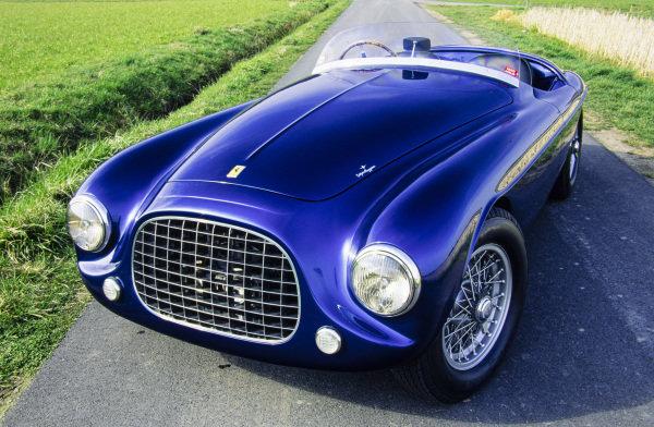 Ferrari 212 Export Touring Barchetta, 1951