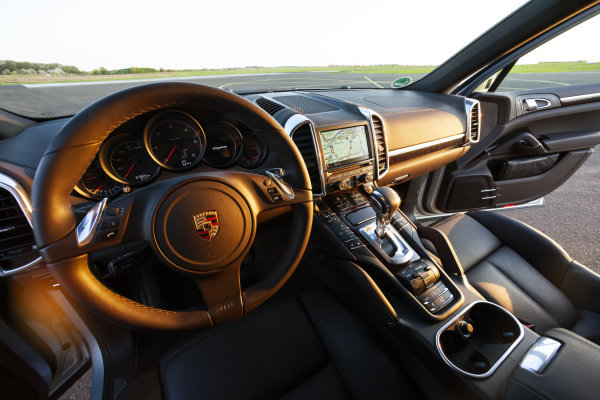Porsche Cayenne D, 2013
