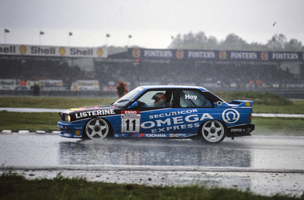Will Hoy, BMW Team Listerine, BMW M3.