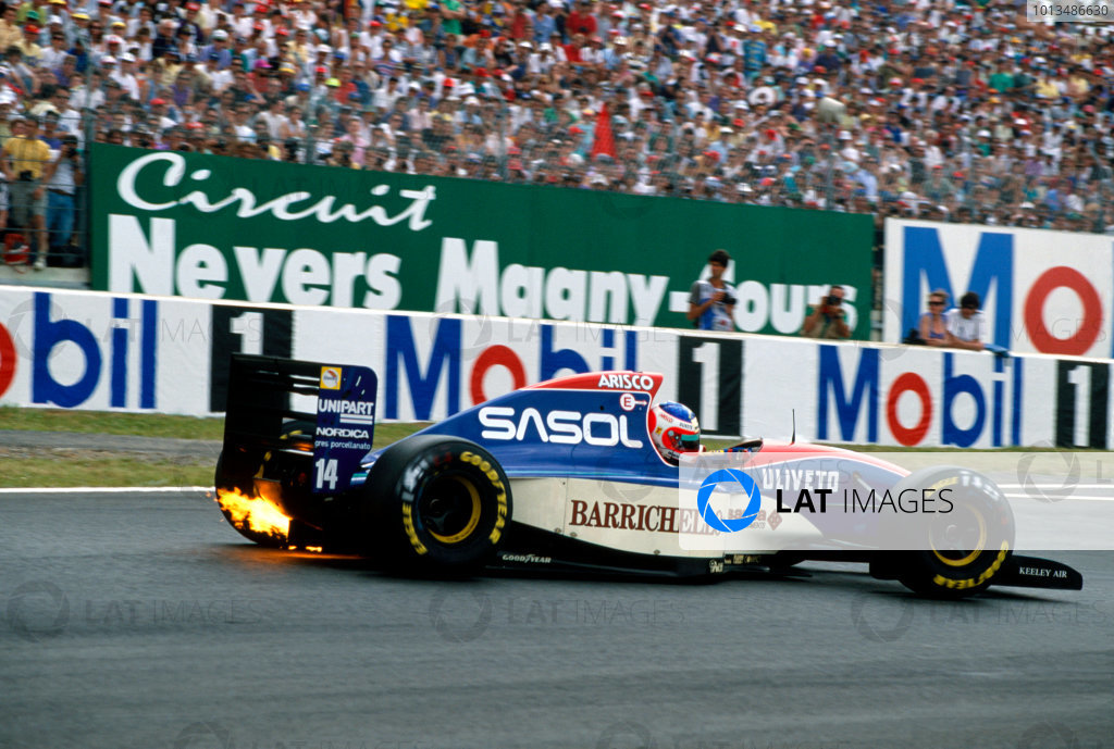 1993 French Grand Prix.