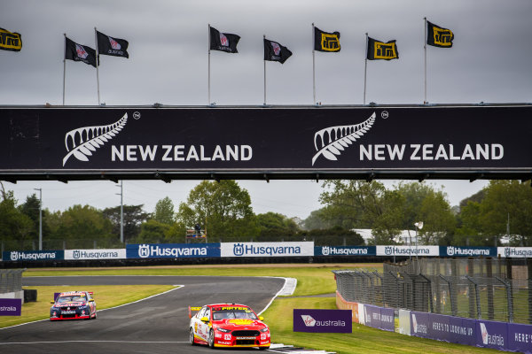 2017 Supercars Championship Round 14.  Auckland SuperSprint, Pukekohe Park Raceway, New Zealand. Friday 3rd November to Sunday 5th November 2017. Fabian Coulthard, Team Penske Ford.  World Copyright: Daniel Kalisz/LAT Images  Ref: Digital Image 031117_VASCR13_DKIMG_0202.jpg
