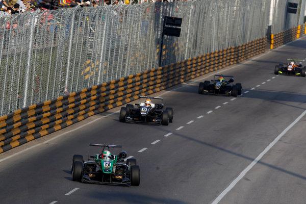 2015 Macau Formula 3 Grand Prix Circuit de Guia, Macau, China 18th - 22nd November 2015 Sam Macleod (GBR) Team West-Tec F3 Dallara Mercedes World Copyright: XPB Images/LAT Photographic ref: Digital Image 2015-Macau-F3-AT2-3577