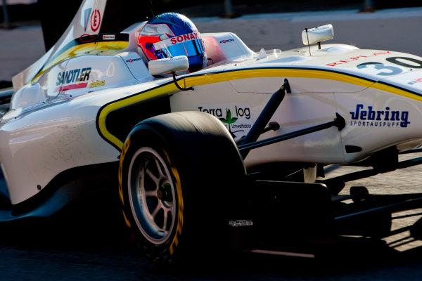 Circuit de Catalunya, Barcelona, Spain. 30th May 2011. Friday First Practice. Michael Christensen, (DEN, RSC Mucke Motorsport).  Action. Photo: Alastair Staley/GP3 Media Service. ref: Digital Image _O9T6880