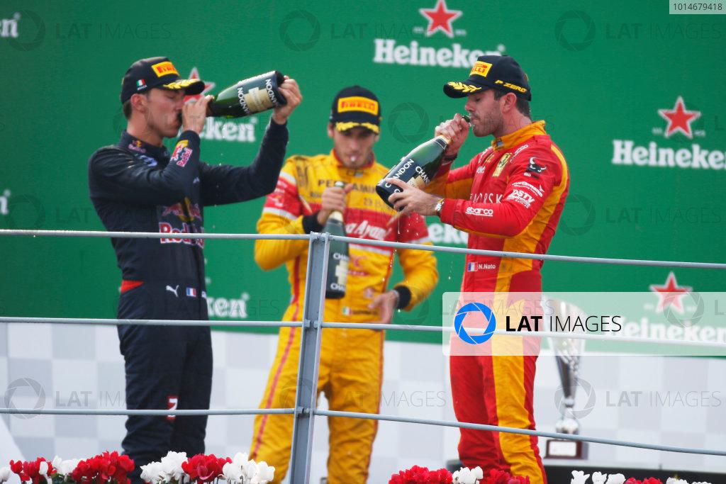 GP2 Round 9 - Monza, Italy