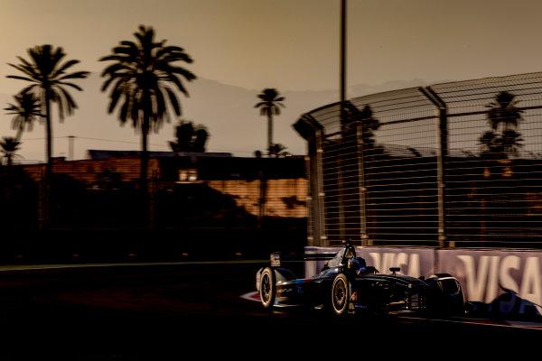 2016/2017 FIA Formula E Championship. Marrakesh ePrix, Circuit International Automobile Moulay El Hassan, Marrakesh, Morocco. Saturday 12 November 2016. Maro Engel (GER), Venturi, Spark-Venturi, Venturi VM200-FE-02.  Photo: Zak Mauger/LAT/Formula E ref: Digital Image _X0W5436