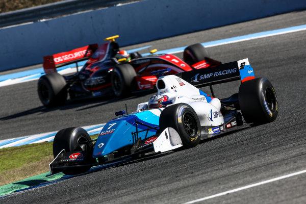 JEREZ (ESP) 28-30 oct 2016, Spanish F4, Euro Formula Open and Formula V8 3.5 2016 at circuito de Jerez. Ego Orudzhev #7 Arden motorsport. Action. © 2016 Klaas Norg / Dutch Photo Agency / LAT Photographic