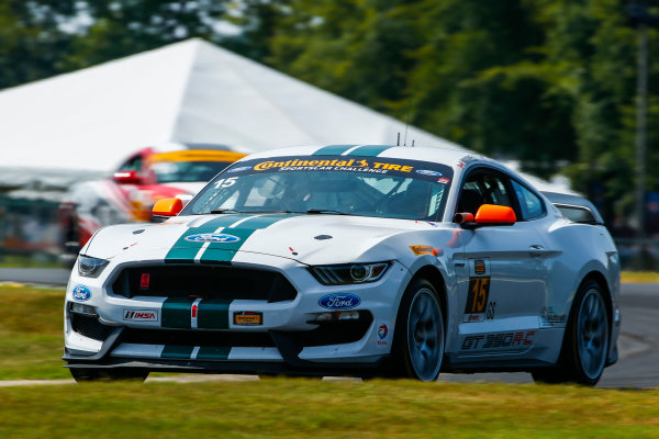 26-27 August, 2016, Alton, Virginia USA 15, Ford, Shelby GT350R-C, GS, Scott Maxwell, Billy Johnson ?2016, Jake Galstad LAT Photo USA