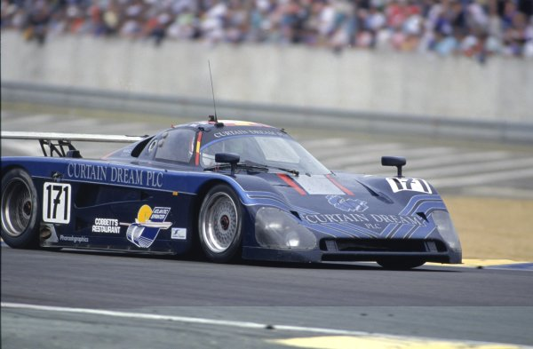 1989 Le Mans 24 Hours.