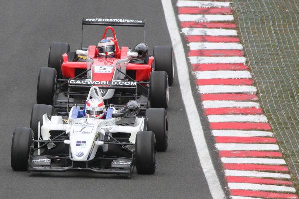 Oulton Park, 5th April 2010Alex Brundle (GBR) T Sport Dallara VolkswagenWorld copyright:Ebrey/LAT Photographic