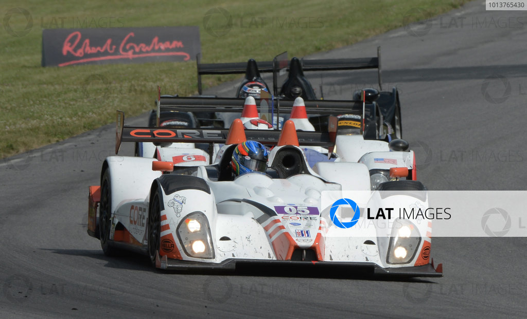 2012 ALMS Lime Rock