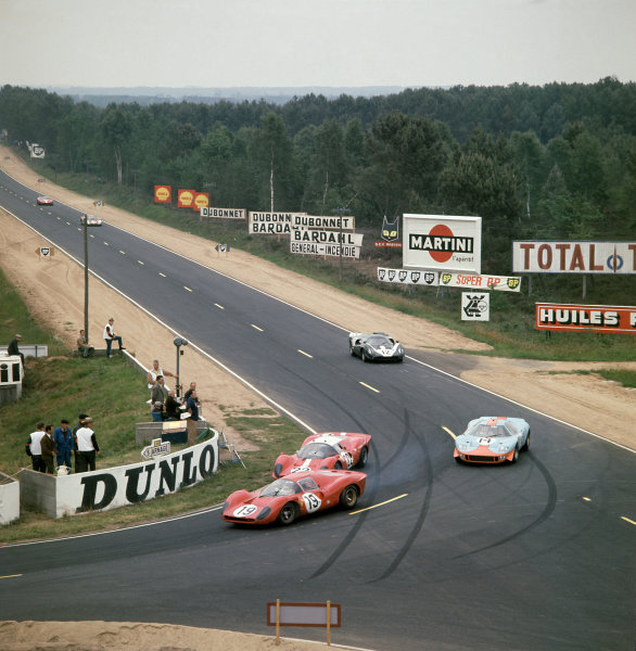 1967 Le Mans 24 HoursLe Mans, France World Copyright: LAT Photographic.