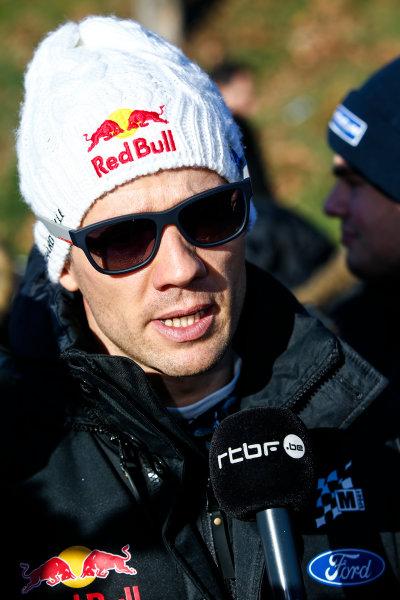 2017 FIA World Rally Championship, Round 01, Rally Monte Carlo, January 18-22, 2017, Sebastien Ogier, Ford, Portrait Worldwide Copyright: McKlein/LAT