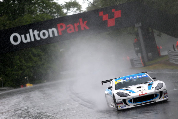 2017 Ginetta GT4 Supercup  Oulton Park, 20th-21st May 2017, Ian Robinson TCR Ginetta G55 World copyright. JEP/LAT Images
