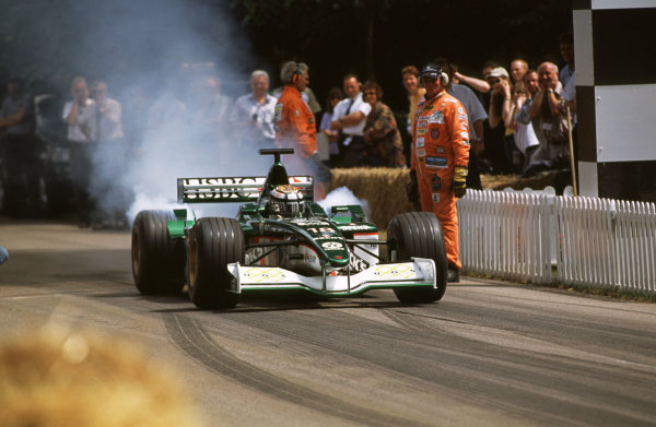 2001 Goodwood Festival of Speed.