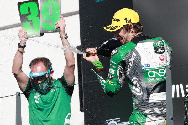 Remy Gardner, SAG Racing Team.