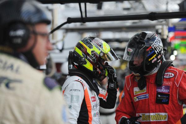 #15 Ligier JS P3 - Nissan / RLR M SPORT / Martin Vedel Mortensen / Freddie Hunt