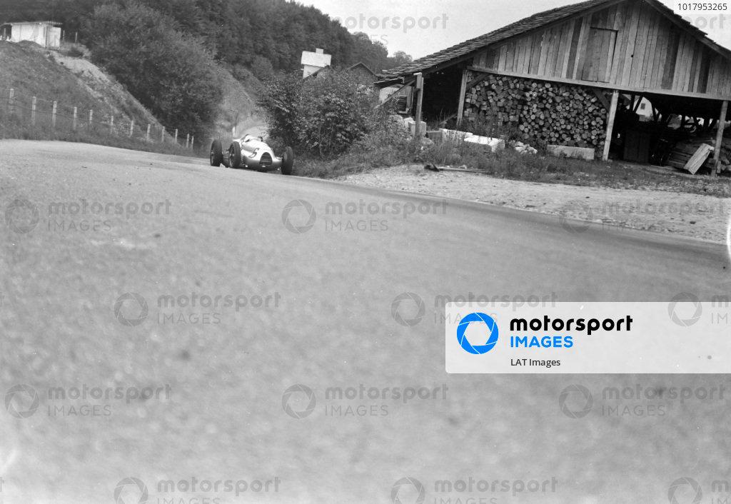 Tazio Nuvolari, Auto Union D.
