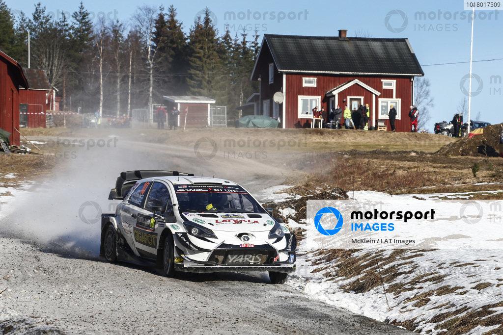 Jari-Matti Latvala (FIN), Latvala Motorsport, Toyota Yaris WRC 2019