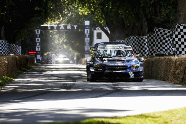 Subaru Imprezza WRX, Travis Pastrana