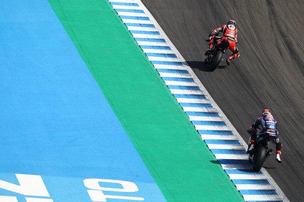 Scott Redding, Aruba.it Racing Ducati, Michael van Der Mark, Pata Yamaha.