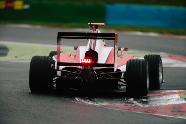 2016 GP3 Series Shakedown. Magny Cours, France. Thursday 3 March 2016  Charles Leclerc (MON) ART Grand Prix   World Copyright: Malcolm Griffiths/LAT Photographic. ref: Digital Image F80P9856
