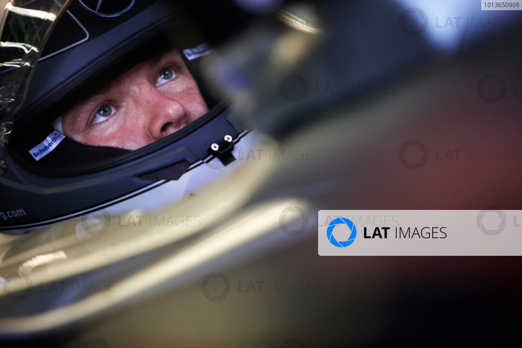 2011 Belgian Grand Prix - Friday