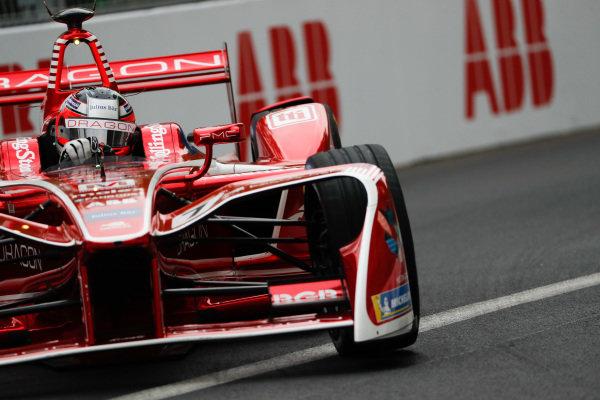 Jérôme d'Ambrosio (BEL), Dragon Racing, Penske EV-2.