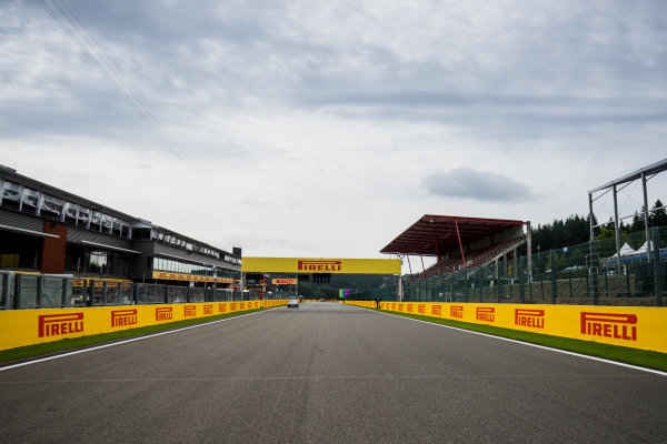 2017 GP3 Series Round 5.  Spa-Francorchamps, Spa, Belgium. Thursday 24 August 2017. A view of the track. Photo: Zak Mauger/GP3 Series Media Service. ref: Digital Image _54I9496
