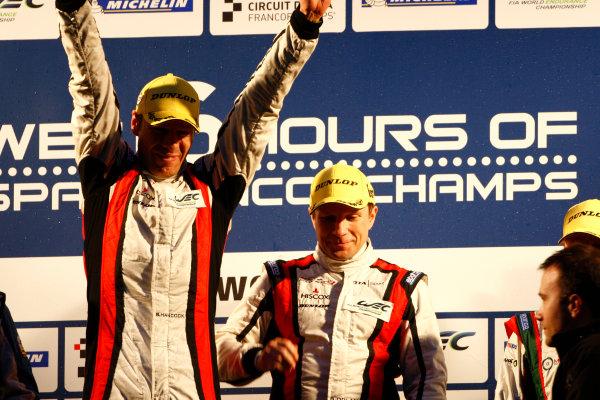 Spa Francorchamps, 3rd-5th May 2012,Simon Dolan/Sam Hancock JOTA Sport Zytek NissanWorld Copyright: Jakob Ebrey/LAT Photographic