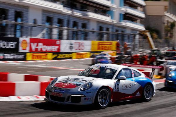Monte Carlo, Monaco 26th May 2013 Ben Barker, #10 Team Bleekemolen.  World Copyright: Charles Coates/LAT Photographic ref: Digital Image _N7T9055