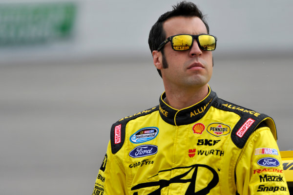 7-8 June, 2013, Newton, Iowa USA Sam Hornish Jr ©2013, Scott R LePage LAT Photo USA