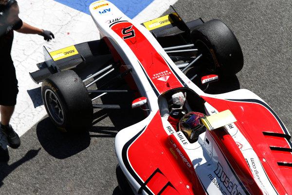 2015 GP3 Series Test 3 - Circuit de Catalunya, Barcelona, Spain. Thursday 23 April 2015. Marvin Kirchhofer (GER, ART Grand Prix)  Photo: Sam Bloxham/GP3 Series Media Service. ref: Digital Image _SBL1797