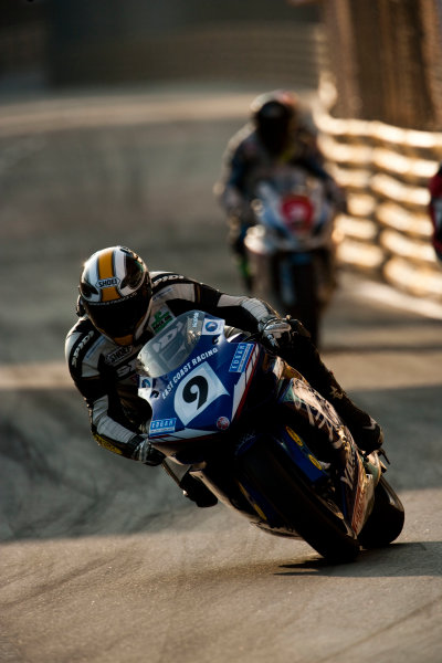 19th - 22nd November 2009. Circuit de Guia, Macau. James McBride, (Pazzo/East Coast Racing). Action. World Copyright: Drew Gibson/LAT Photographic.ref: Digital Image VY9E0588