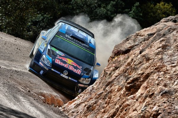 Sebastien Ogier (FRA) / Julien Ingrassia (FRA), Volkswagen Polo R WRC at World Rally Championship, Rd3, Rally Mexico, Day One, Leon, Mexico, 6 March 2015.