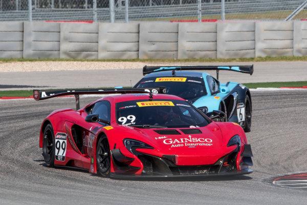 4-6 March, 2016, Austin, Texas USA #99 McLaren, Jon Fogarty ?2016, Brian Cleary LAT Photo USA
