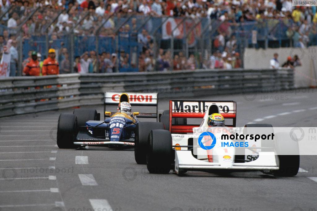 1992 Monaco Grand Prix.