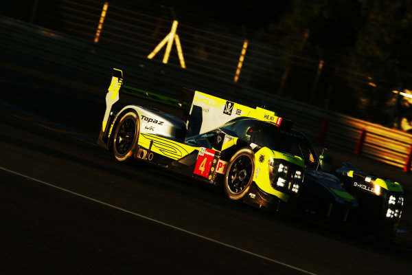 #4 ByKolles Racing Team Enso CLM P1/01 - Gibson: Oliver Webb, Paolo Ruberti, Tom Dilmann