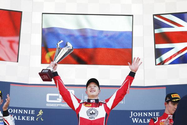 Mazepin (RUS, ART Grand Prix)