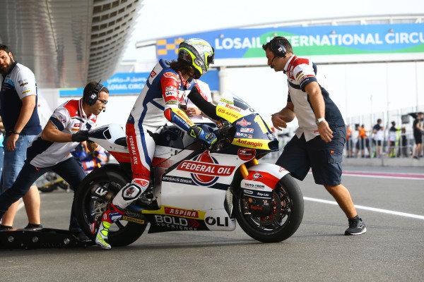 Nivolo Bulega, Gresini Racing.