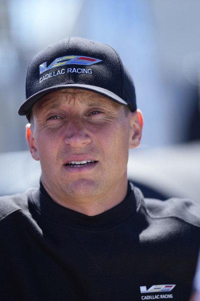 #01: Cadillac Chip Ganassi Racing Cadillac DPi, DPi: Renger van der Zande