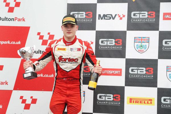 Mikkel Grundtvig (DNK) - Fortec Motorsports BRDC GB3