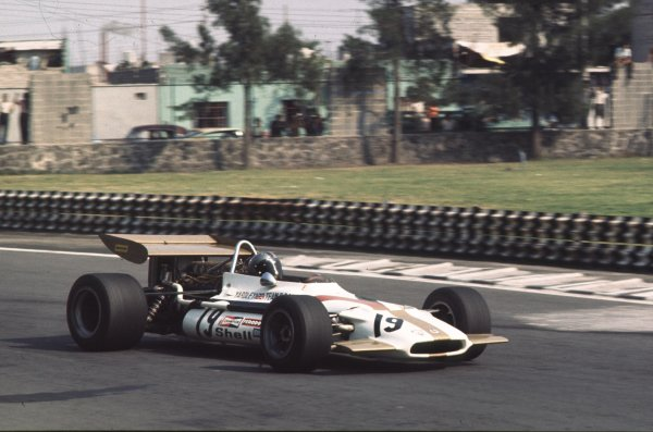 1970 Mexican Grand Prix.